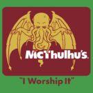 McThulhu's by Baznet