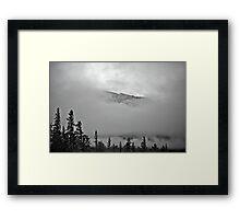 Banff, Alberta Framed Print
