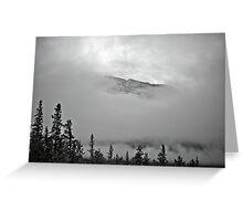 Banff, Alberta Greeting Card