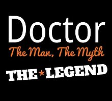 DOCTOR THE MAN,THE MYTH THE LEGEND by yuantees
