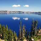 Crater Lake by dylangould