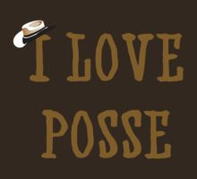 I love posse by silverfeathers