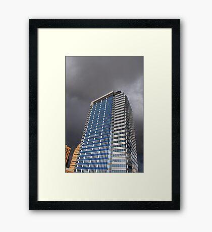 Bellevue Washington Framed Print