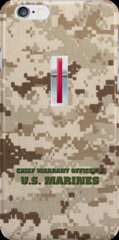 USMC W5 CWO5 Desert by Sinubis