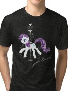 Rarity's Carousel Boutique Tri-blend T-Shirt
