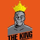 King Megatrip's Punch Out iPhone Case by Megatrip