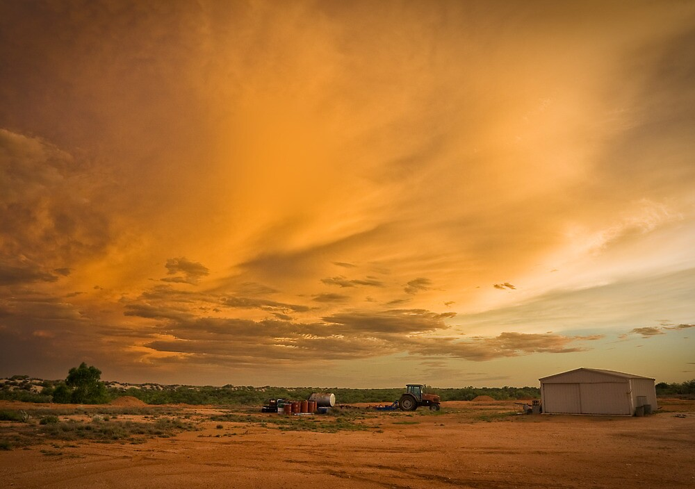 Biancas Sunset by tbartoshyk
