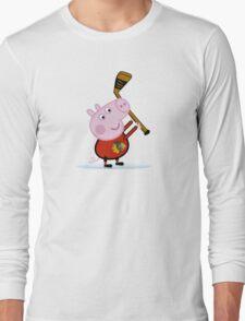 Chicago Blackhawks Fan Long Sleeve T-Shirt