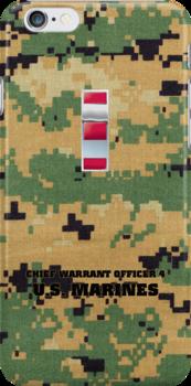 USMC W4 CWO4 Woodland by Sinubis