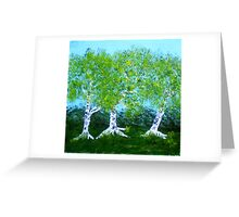 T(h)ree Are Family.............. Greeting Card