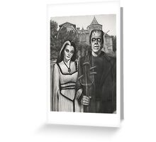 Meet the Munsters Greeting Card