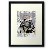 Max Jacob -Etude d'homme Framed Print