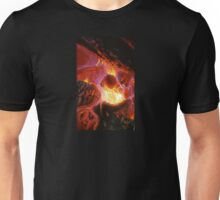 Apparitions in a campfire Unisex T-Shirt