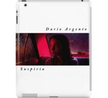 Suspiria - slasher classic iPad Case/Skin