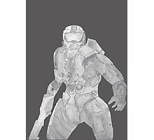 Master Chief Not Color Photographic Print