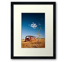 Harrison Framed Print
