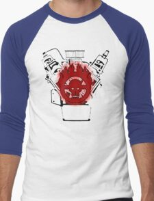 Mad Max War Boys Men's Baseball ¾ T-Shirt