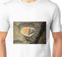 ww2 grafitti hearts underground Unisex T-Shirt
