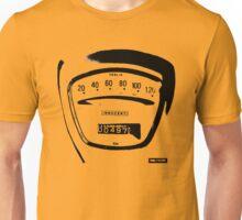 Lambretta Innocenti Veglia Speedo black Unisex T-Shirt