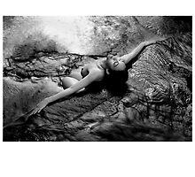 2012 Waterscape Nudes Calendar - June by Scott Foltz
