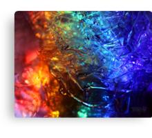 Rainbolic - Experimental Prism Photograph #35 Canvas Print