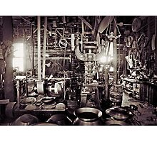 1800s Workshop Photographic Print
