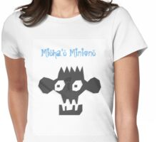 Misha's Minions Womens Fitted T-Shirt