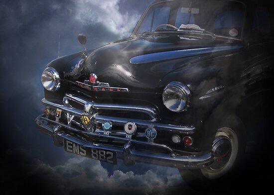 Blue Thunder by Carol Bleasdale