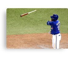Jose Bautista 2 Canvas Print