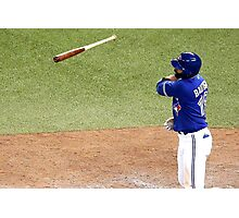 Jose Bautista 2 Photographic Print