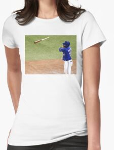 Jose Bautista 2 Womens Fitted T-Shirt