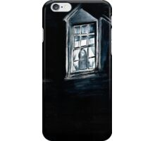 She Lived Here Once iPhone Case/Skin