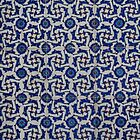 Blue Mosque tile work by Christine Oakley