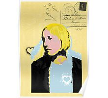 Marie-Therese - the virgin Poster