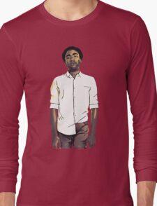 Childish Gambino / Donald Glover Long Sleeve T-Shirt