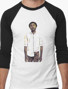 Childish Gambino / Donald Glover Men's Baseball ¾ T-Shirt
