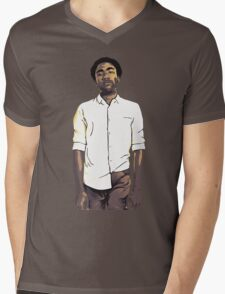 Childish Gambino / Donald Glover Mens V-Neck T-Shirt
