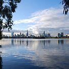 Melbourne by Helen Greenwood