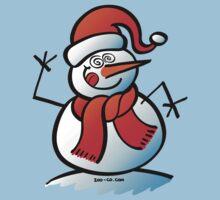 Mad Snowman Kids Tee