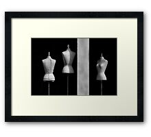 Body Building 02 Framed Print
