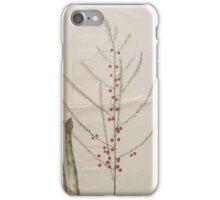 Johannes Simon Holtzbecher Asparagus officinalis iPhone Case/Skin