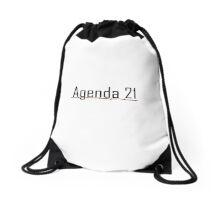 Agenda21 Drawstring Bag