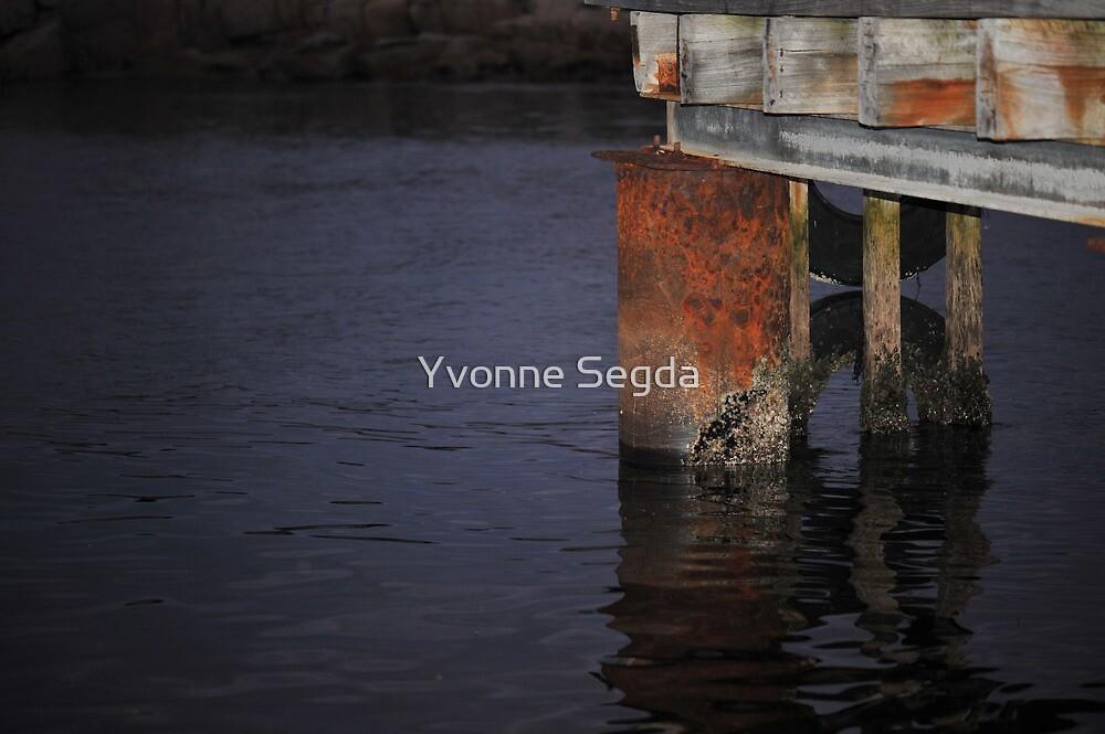 Gulch Jetty by Yvonne Segda