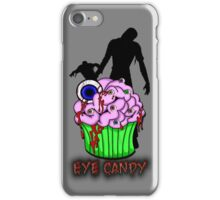 Zombie Eye Candy iPhone Case/Skin
