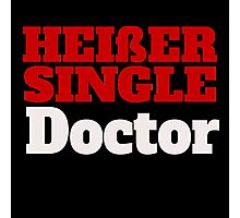 HEIBER SINGLE DOCTOR Photographic Print