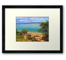 Main Beach, Merimbula Framed Print