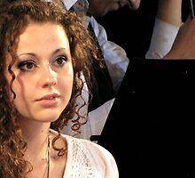 Musician girl - 2 by branko stanic