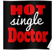 HOT SINGLE DOCTOR Poster