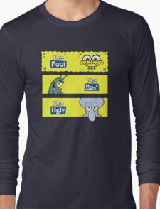 The Fool, The Bad and The Ugly Long Sleeve T-Shirt