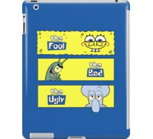 The Fool, The Bad and The Ugly iPad Case/Skin